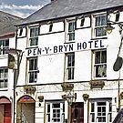 Pen - Y - Bryn Hotel by Trevor Kersley
