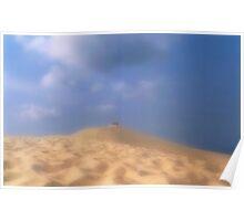 Dune de Pilat  Poster