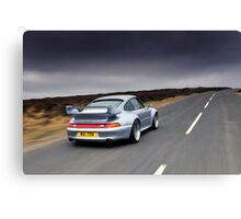 Possibly the ultimate Porsche 911 .... Canvas Print