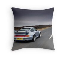 Possibly the ultimate Porsche 911 .... Throw Pillow