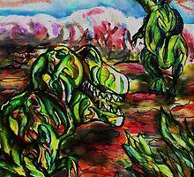 Dino Drama by Kelsey Reilly