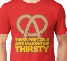Pretzels Unisex T-Shirt