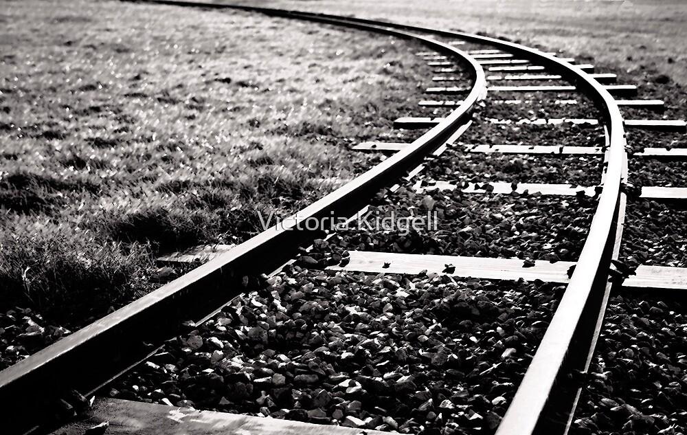 Tracks by Victoria Kidgell