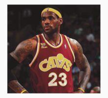 Lebron James - The King T-Shirt