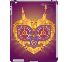 Steampunk Majora iPad Case/Skin