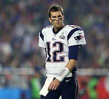 Tom Brady - The GOAT by RajEscobar