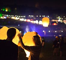 magical lanterns by jonnybaker