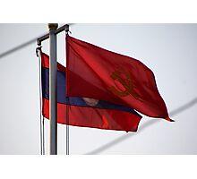 Lao communism Photographic Print