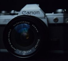 Vintage Canon by Christian Hinkle