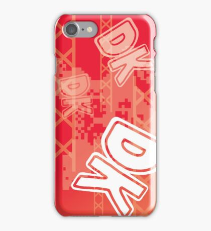 Retro Games: Donkey Kong iPhone Case/Skin