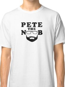 Pete the Noob Logo Classic T-Shirt
