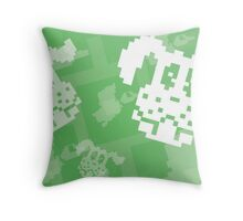 Retro Games: Duck Hunt Throw Pillow