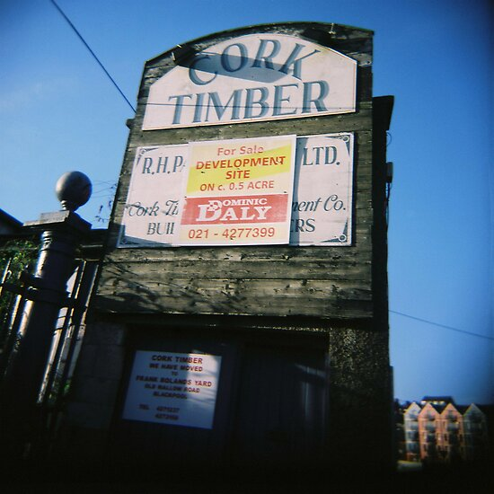 Timber!!!! by rorycobbe