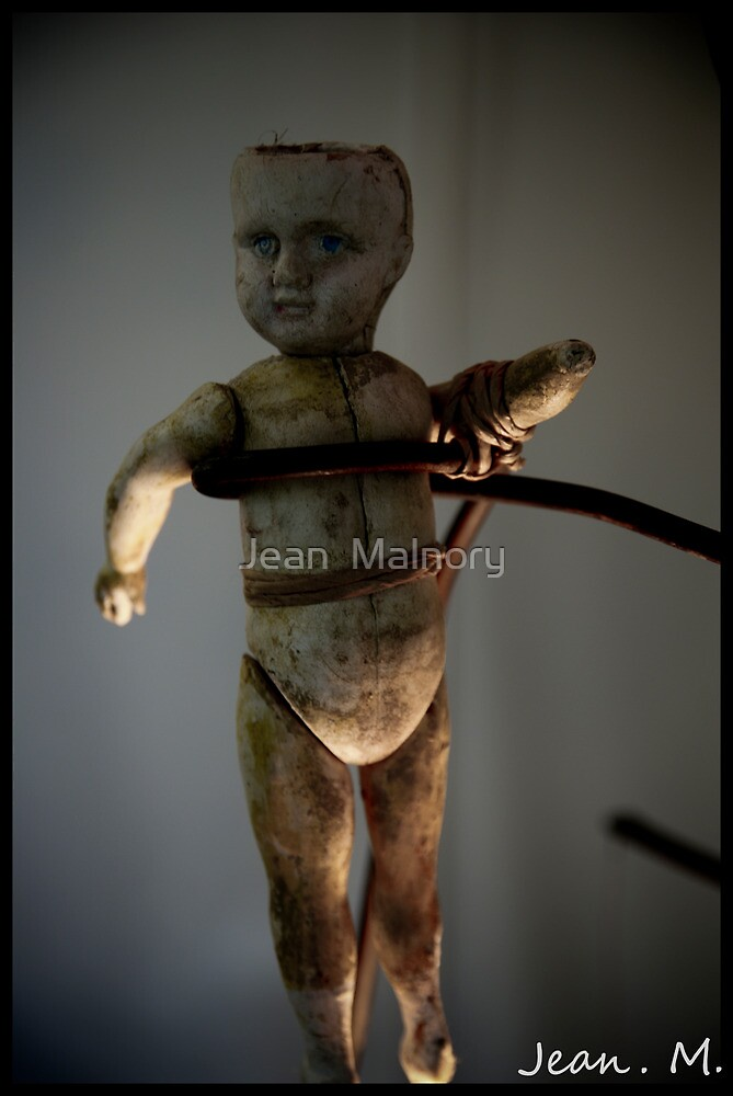 Art exibition by Jean  Malnory