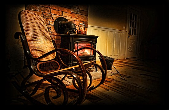 My Chair by JohnDSmith