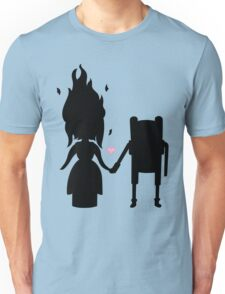 Finn and the Flame Princess Unisex T-Shirt