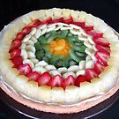 Fancy Fruit Pizza by Marija
