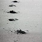 Footsteps by nefetiti