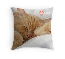""""""" Dreaming again"""" Throw Pillow"""
