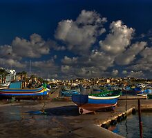 Marsaxlokk Malta's Unique Fishing Village by Edwin  Catania