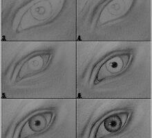 eye steps by LovETeaR