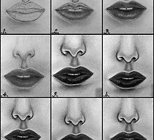 lip's steps by LovETeaR