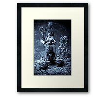 Dwarven Holy Anvil Framed Print