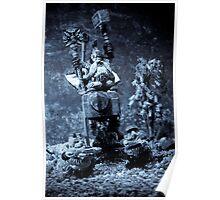 Dwarven Holy Anvil Poster