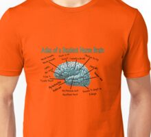 Nursing Student Humor Brain Unisex T-Shirt