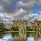Leeds Castle Pano 2 by Bob Culshaw