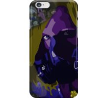 the crimes of the mask iPhone Case/Skin