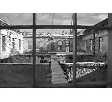 Windows of History  Photographic Print