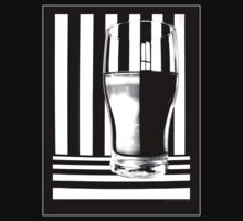 Zebra Juice No2 T-Shirt by Sally Green