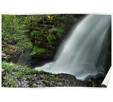 Fulmer Falls Detail Poster