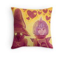 Final Fantasy IX - Eiko and Vivi Throw Pillow