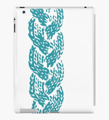 Cable Knit iPad Case/Skin