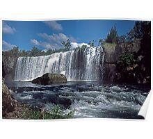 Millstream Falls Poster