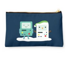 Building SnowMO (Green) Studio Pouch