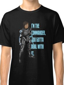 Commander Korra Classic T-Shirt