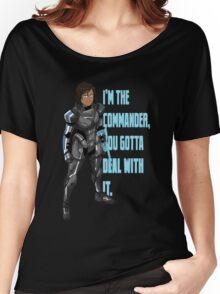 Commander Korra Women's Relaxed Fit T-Shirt