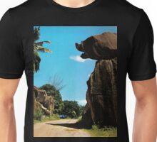 a colourful Nauru landscape Unisex T-Shirt