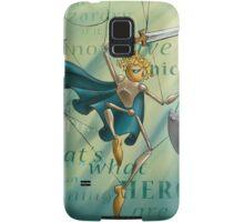 Prince Lir of The Last Unicorn Samsung Galaxy Case/Skin
