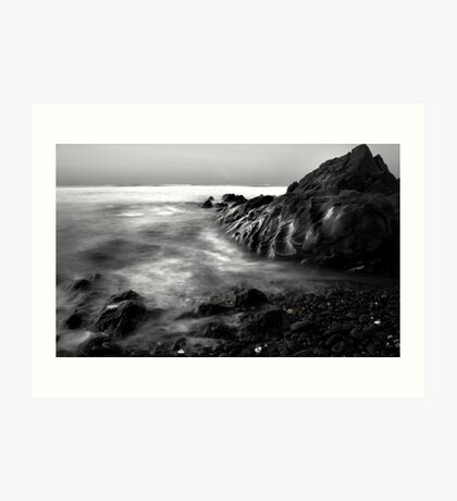 In the Bude Art Print