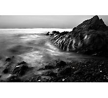 In the Bude Photographic Print