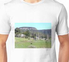 Farming near Ilford, N.S.W. Australia Unisex T-Shirt