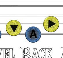 Requiem of Spirit - Travel Back Again Sticker