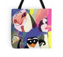 PoM- Penguin Patrol Tote Bag