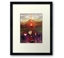 A Petty Nuzlockie Challenge HeartGold 4th Anniversary Framed Print