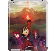 A Petty Nuzlockie Challenge HeartGold 4th Anniversary iPad Case/Skin