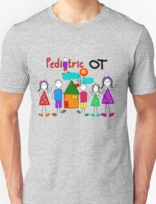 Pediatric Occupational Therapist Gifts Unisex T-Shirt